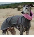 Kurtka jesienno-zimowa Candy Maxi (saluki, greyhound)