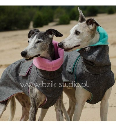 Kurtka jesienno-zimowa Maxi (saluki, greyhound)