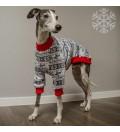Ciepła bluza z motywem świątecznym